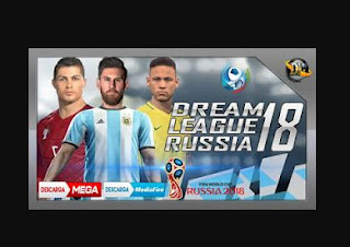 DLS 18 Mod Piala Dunia Rusia Apk Terbaru, Bikin Ketagihan!!