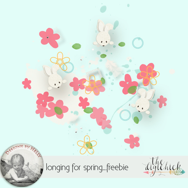 Longing for Spring + Freebie