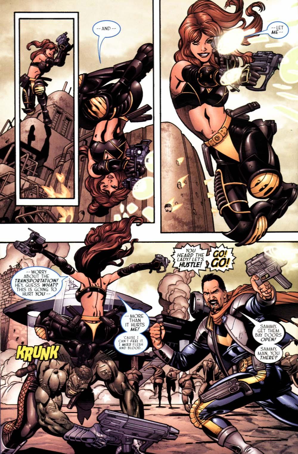 Read online Sigil (2000) comic -  Issue #19 - 14