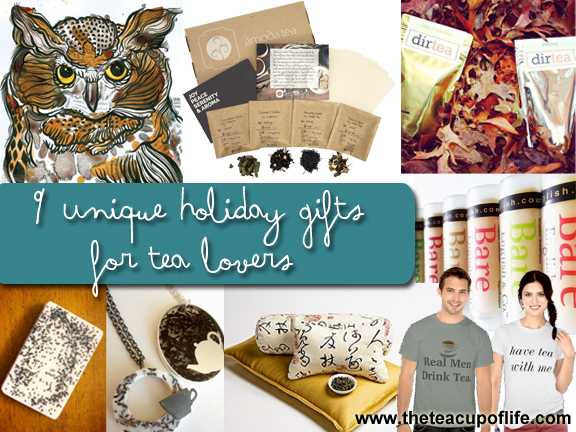 The Cup Of Life 9 Unique Holiday Gifts For Tea Lovers