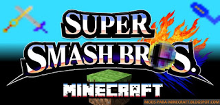 Final Smash Mod para Minecraft 1.8