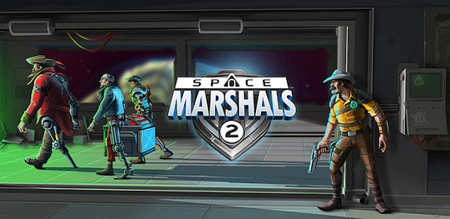 Space Marshals 2 v1.0.9 APK Android Games Download