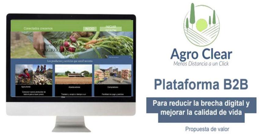UNMSM: Universidad San Marcos creará plataforma para que agricultores vendan sus productos a mayoristas