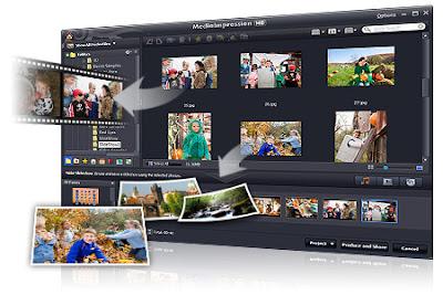 """تحميل برنامج صنع فيديو للكمبيوتر من الصور والأغاني""""videoshow"""