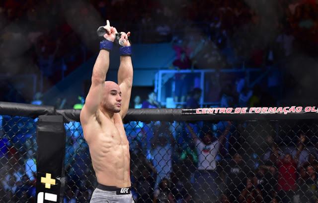 Marlon Moraes UFC Fortaleza