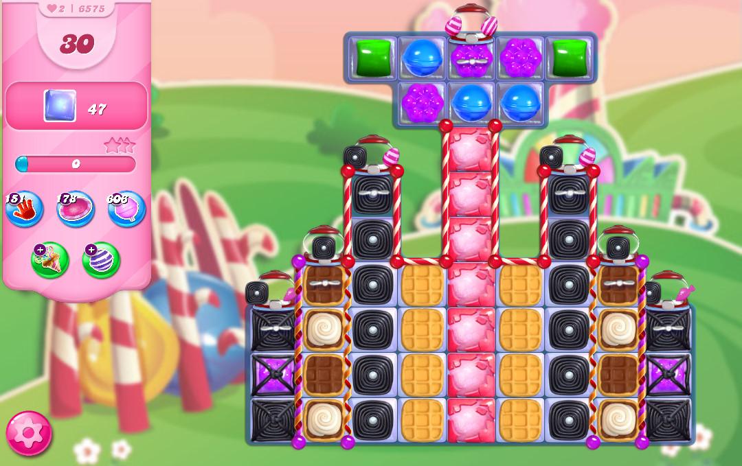 Candy Crush Saga level 6575