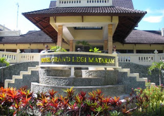 Grand Legi Mataram Hotel