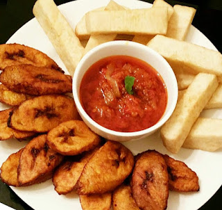 5 Most Popular Vegan or Vegetarian Foods In Ghana