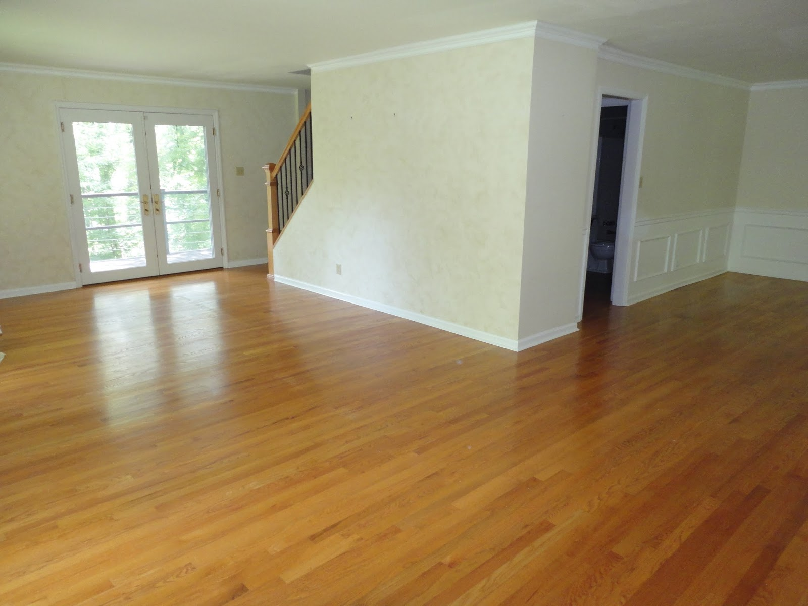 Our New Hardwood Flooring And A Living Room Reveal! Part 52