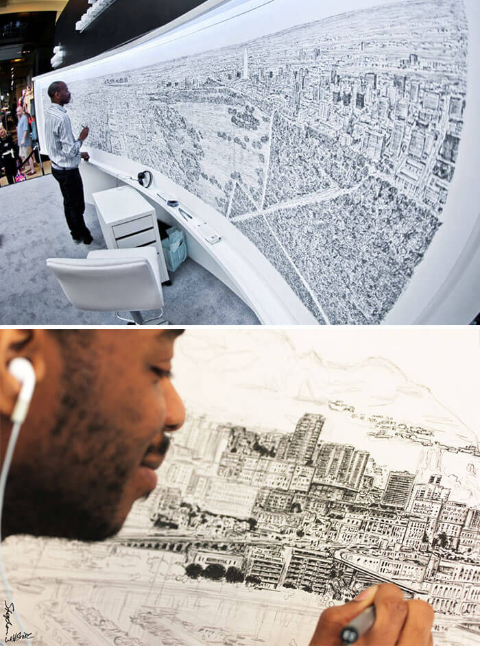 Artists Defy Their Disabilities And Create Amazing Works Of Art