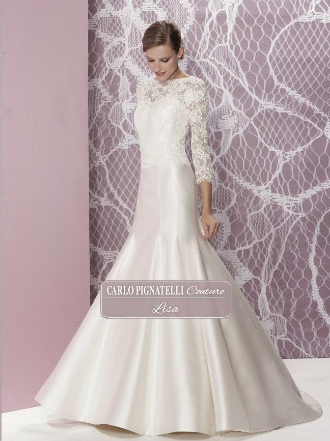 abiti sposa 2015 Pignatelli Couture e idee per matrimonio a tema