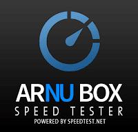 ARNUBOX speedtest kodi