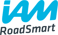 iAM RoadSmart logo blue