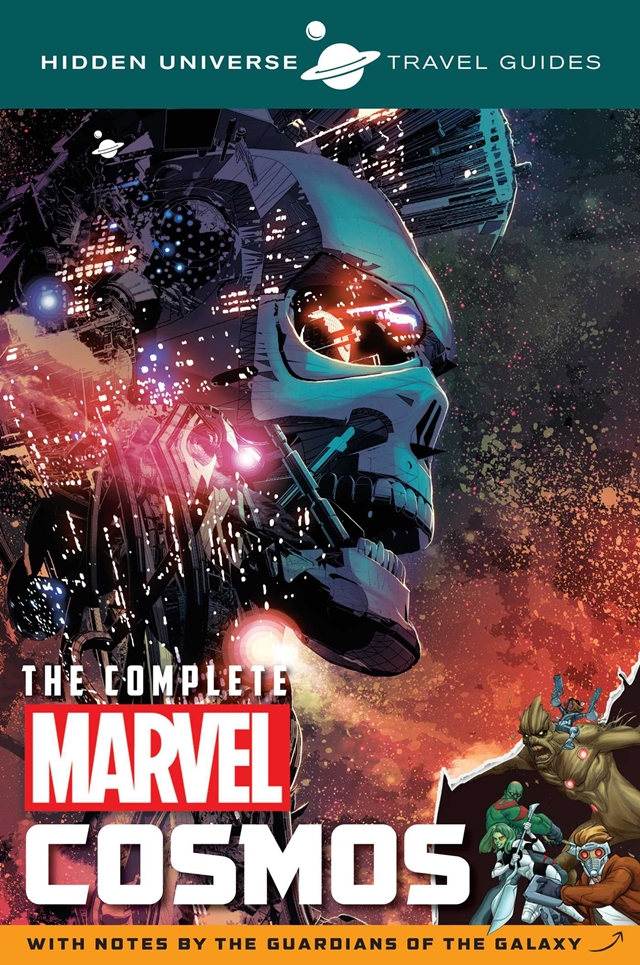 Guía Marvel Cosmos