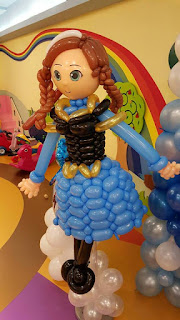 氣球安娜,氣球ANNA