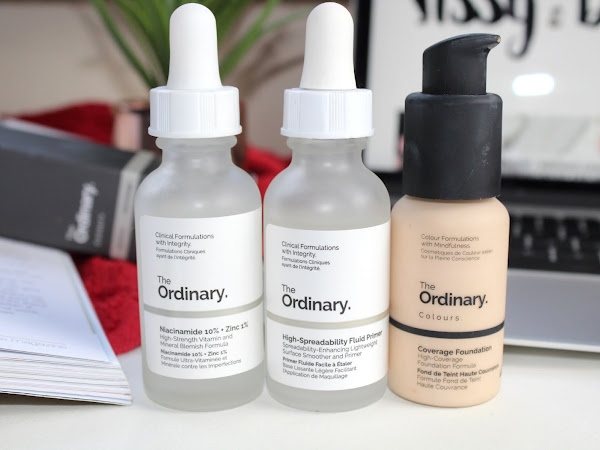 Trying out The Ordinary