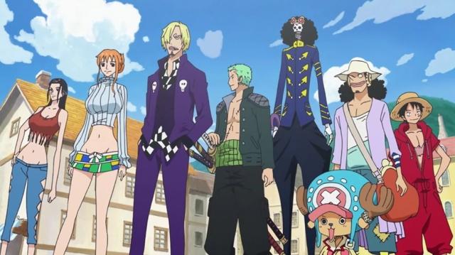 Hình ảnh phim One Piece: Thám Hiểm Đảo Hand