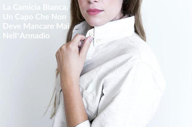 Fai diventare la camicia bianca la divinità del tuo armadio. Non esiste capo più versatile di questo. Scopri i diversi modelli e come abbinarla.
