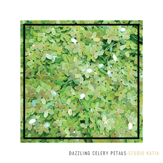 Dazzling Celery Petals