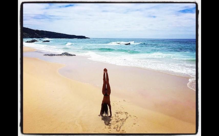 Rita Pereira em topless