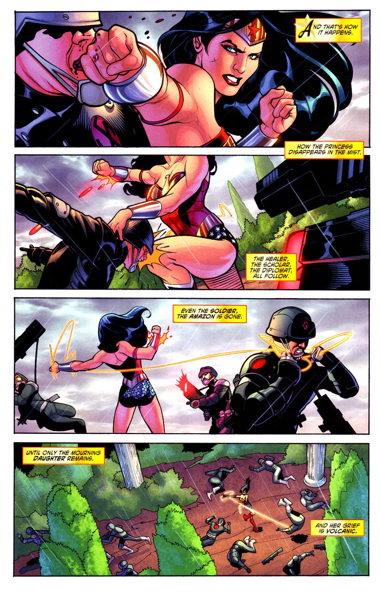 Read online Wonder Woman (2006) comic -  Issue #17 - 10