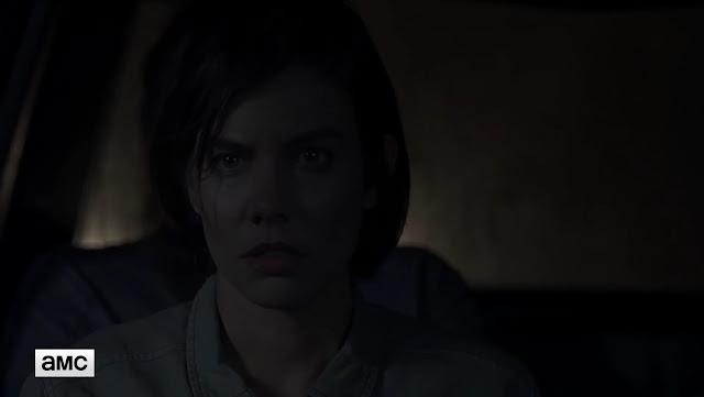 TWD Maggie Greene (Lauren Cohan) nell'episodio 8