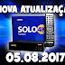 NOVA  ATUALIZAÇÃO PHANTOM SOLO 4K - 05.08.2017