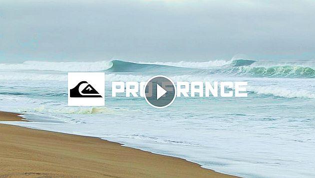 Quik Pro France 2016 - Free Surf