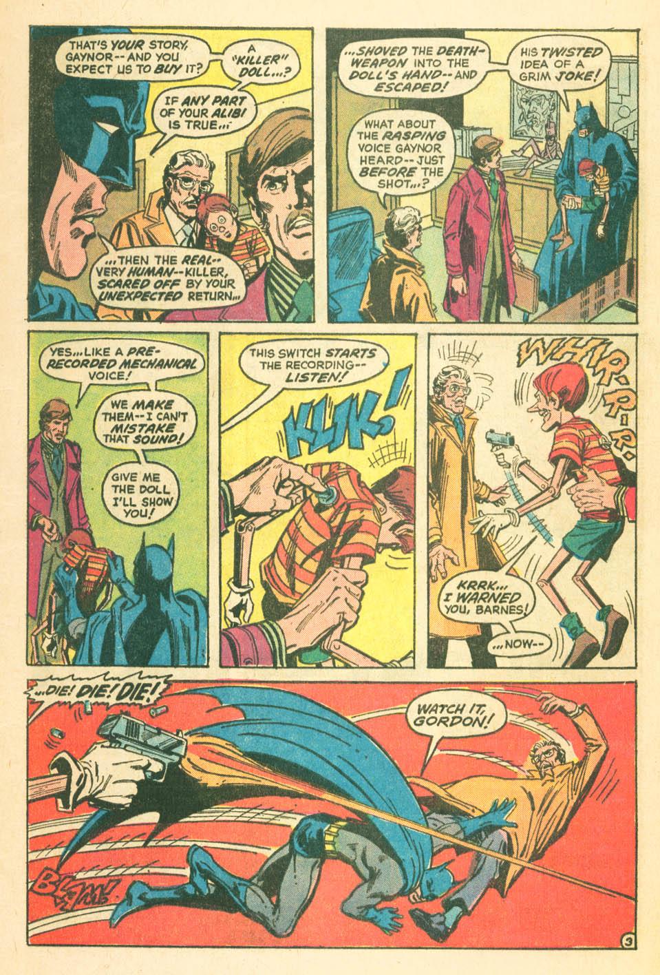 Detective Comics (1937) 427 Page 4