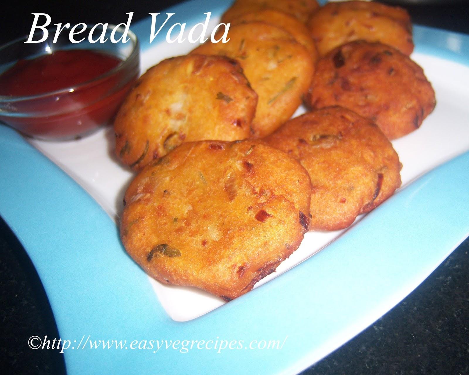 Bread Vada