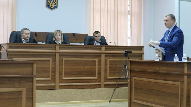 Суд долучив нові докази у справі Гречківського