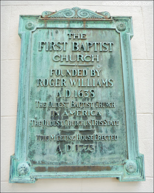 First Baptist Church of Providence