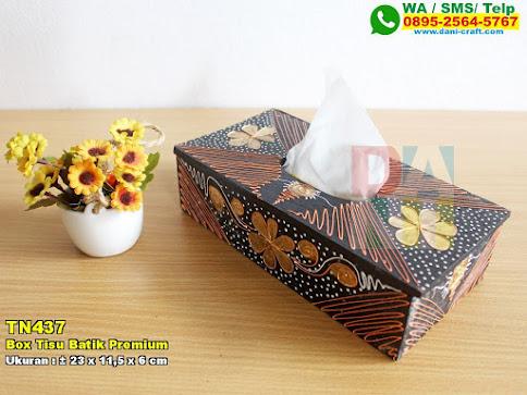 Box Tisu Batik Premium