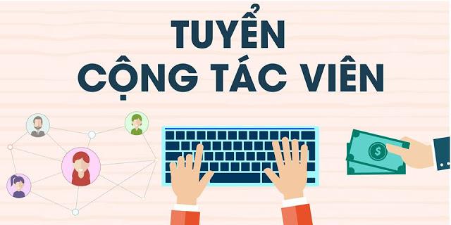 Tuyển Cộng Tác Viên Viết Bài Cho Blog Thanh Phú IT