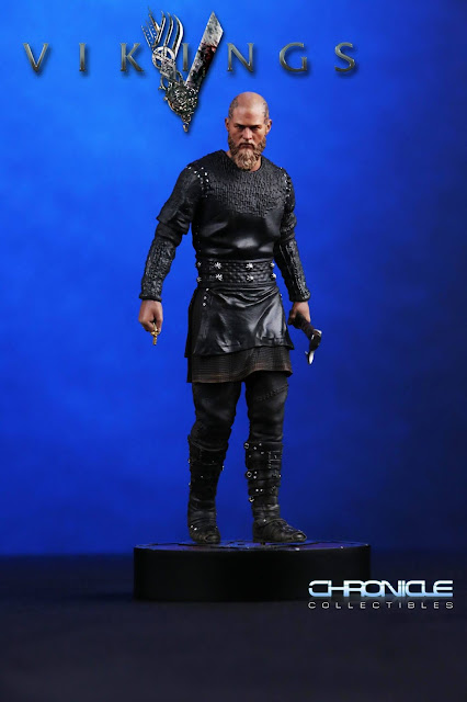 "Anunciada Ragnar Lothbrok Resin Statue.de ""Vikings"" - Chronicle Collectibles"