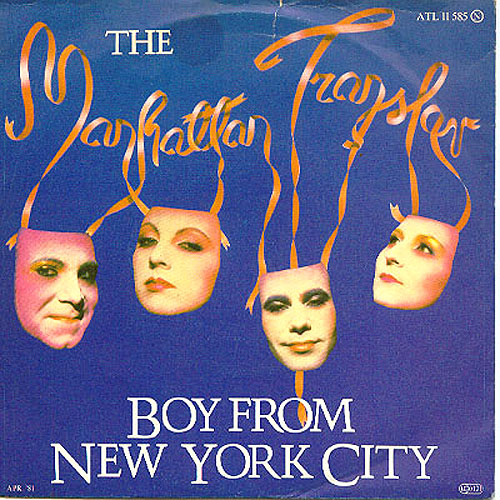 From New York City: MoovieStarz #1 Songs: December 1981