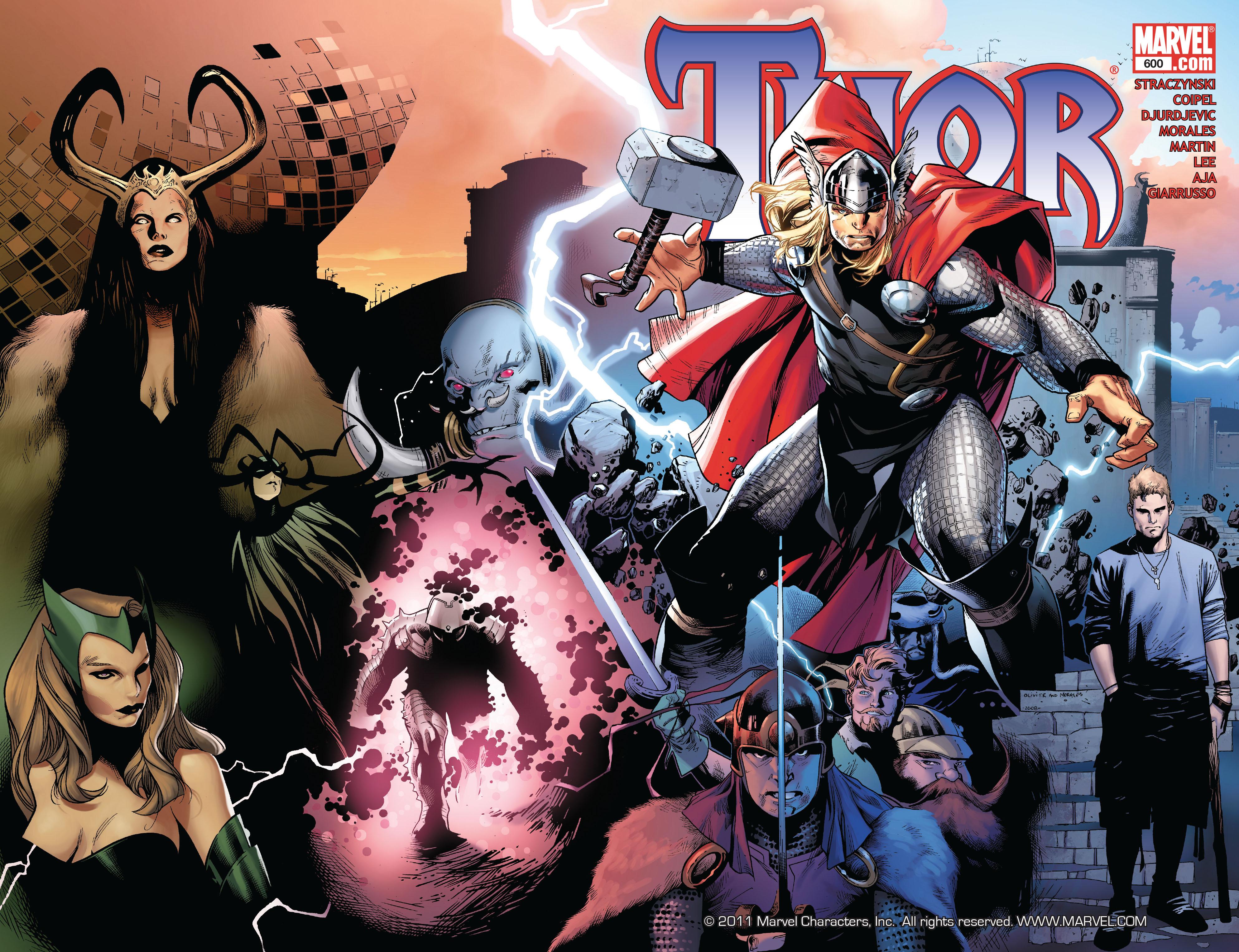 Thor (2007) Issue #600 #13 - English 2