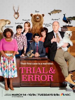 Assistir Série Trial & Error – Todas as Temporadas