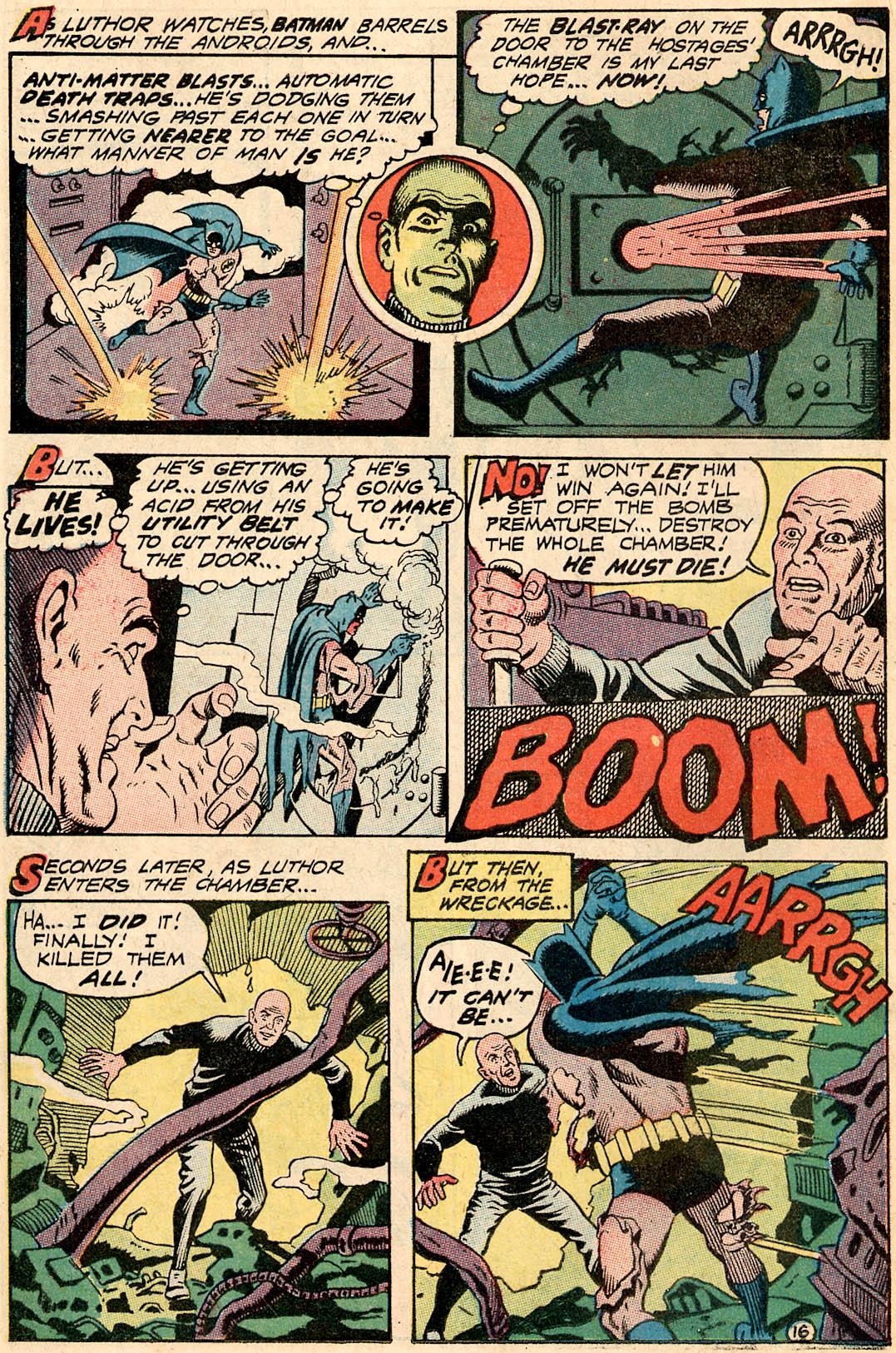 Read online World's Finest Comics comic -  Issue #172 - 22