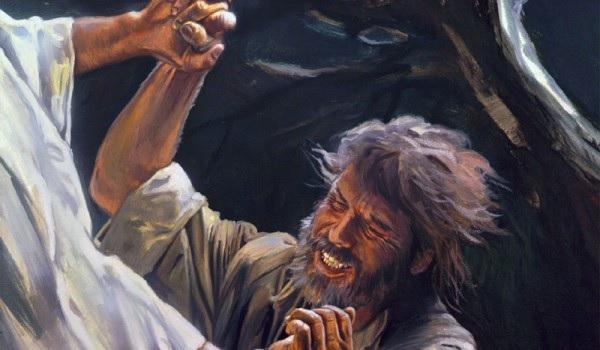 jacó lutando com o anjo do senhor