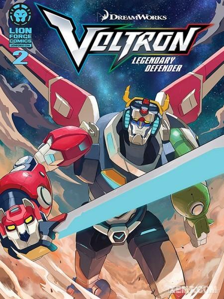 Người Máy Voltron (Phần 2)