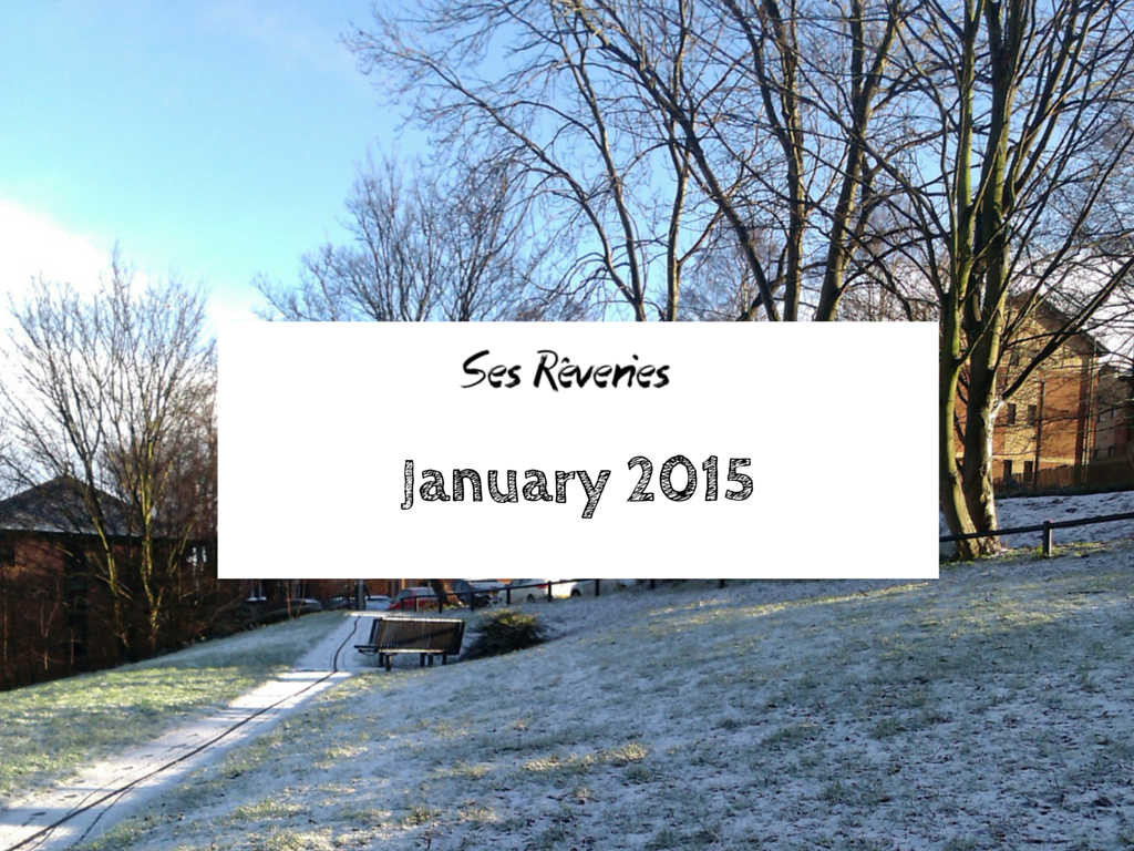 Life Lately: January 2015 | Ses Rêveries