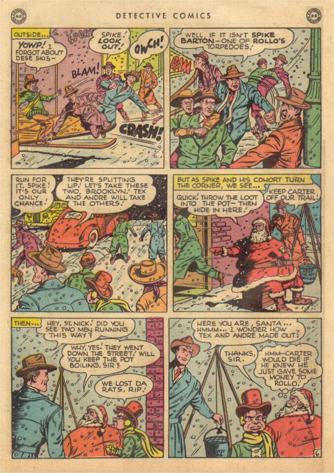 Read online Detective Comics (1937) comic -  Issue #132 - 42