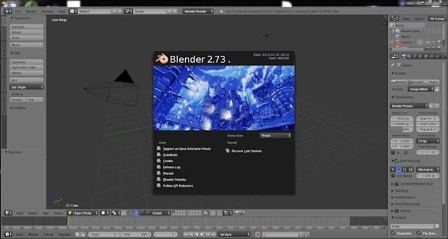 Blender_3D_Acilis_Ekrani