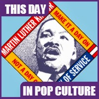 Martin Luther King Jr. Day First Observed