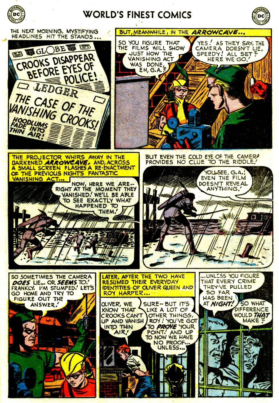 Read online World's Finest Comics comic -  Issue #68 - 30