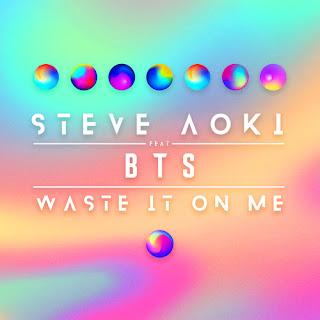 Download Lagu Mp3 MV Steve Aoki – Waste It On Me (feat. BTS)
