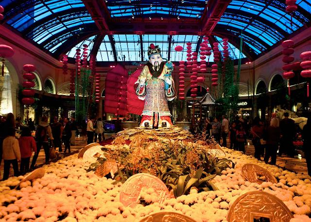 Chinese New Year em Las Vegas
