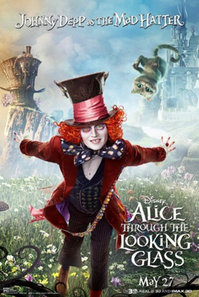 Alice Through the Looking Glass Full movie Free HD Download