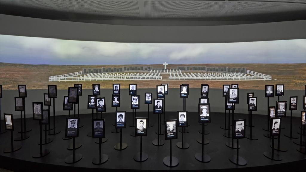 Se identificaron restos de otros tres soldados caídos en la Guerra de Malvinas